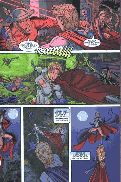 Leseprobe von 100% DC: Supergirl, Band 1 - Wahre Stärke