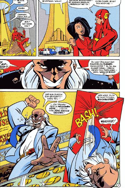 Leseprobe von Superman Adventures, Band 1 - (Dezember 1997)
