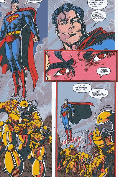 Leseprobe von Superman Special, Band 4 - Verschollen im All