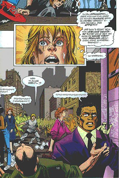Leseprobe von Superman Special, Band 7 - Identitätskrise