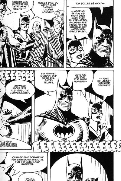 Leseprobe von Batman Schwarz-Wei� Collection, Band 1 -