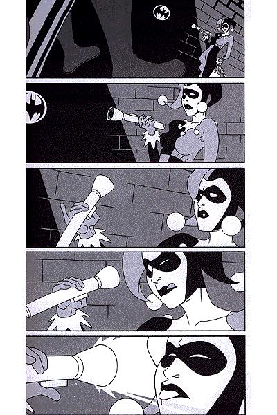 Leseprobe von Batman Schwarz-Wei� Collection, Band 2 -