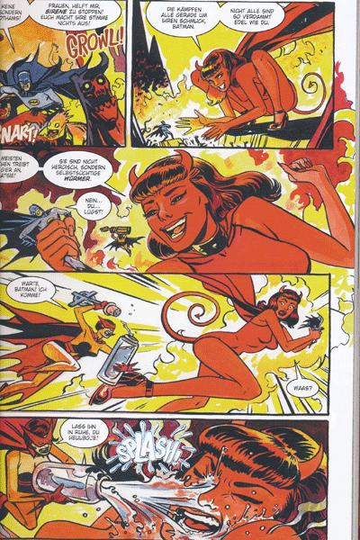 Erste Leseprobe von DC PREMIUM 88: BATMAN