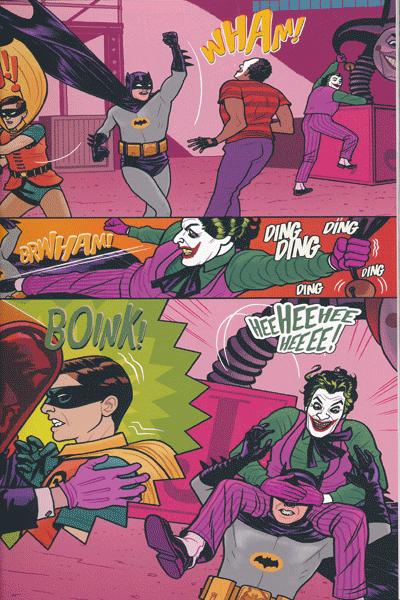 Zweite Leseprobe von DC PREMIUM 88: BATMAN