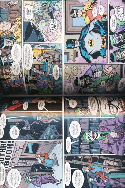 Leseprobe von DC PREMIUM 89: BATMAN '66 LIM. HARDCOVER, Band 2 -
