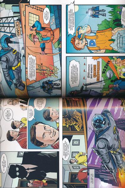 Erste Leseprobe von DC PREMIUM 91: BATMAN