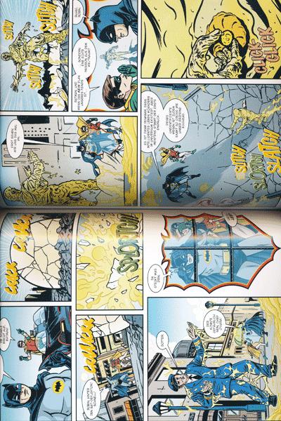 Zweite Leseprobe von DC PREMIUM 91: BATMAN