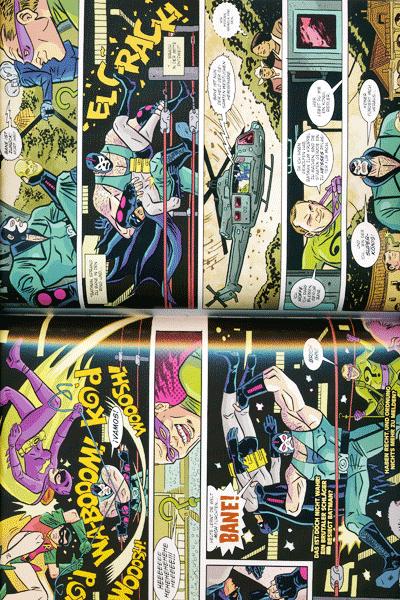 Leseprobe 1 von DC PREMIUM 93: BATMAN '66 LIM. HARDCOVER, Band 5 -