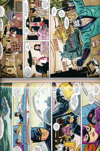 Leseprobe 2 von DC PREMIUM 93: BATMAN '66 LIM. HARDCOVER, Band 5 -