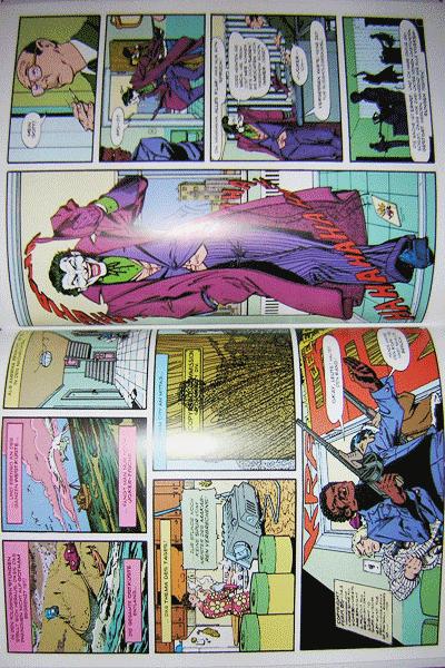 Leseprobe 1 von BATMAN COLLECTION: MARSHALL ROGERS lim. Hardcover, Einzelband - Im Zeichen des Jokers