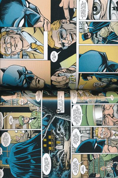 Leseprobe 1 von Batman - Legenden des dunklen Ritters lim. Hardcover, Band 4 - Venom