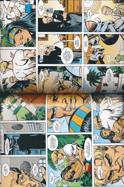 Leseprobe 2 von Batman - Legenden des dunklen Ritters lim. Hardcover, Band 4 - Venom