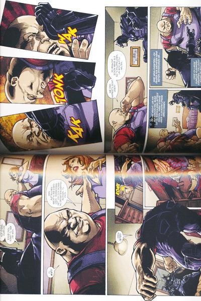 Leseprobe 2 von BATMAN - ARKHAM ORIGINS lim. Hardcover, Einzelband -