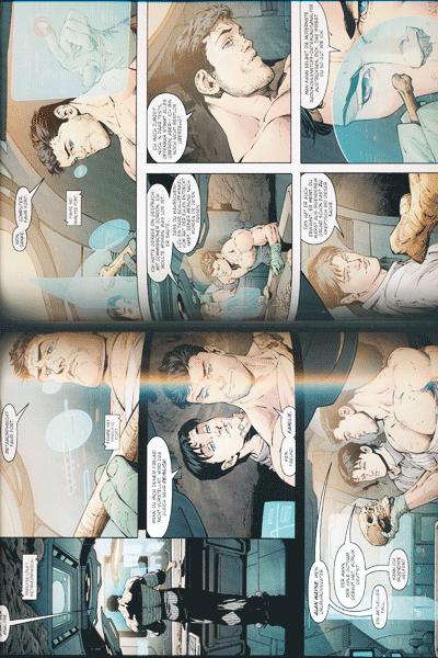 Leseprobe 1 von BATMAN PAPERBACK lim. Hardcover, Band 1 - Der Rat der Eulen