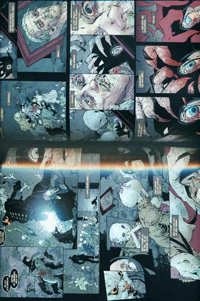 Leseprobe 2 von BATMAN PAPERBACK lim. Hardcover, Band 1 - Der Rat der Eulen