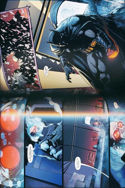 Leseprobe 2 von BATMAN PAPERBACK lim. Hardcover, Band 2 - Die Stadt der Eulen