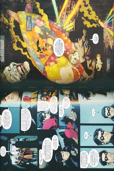 Leseprobe 1 von BATMAN PAPERBACK lim. Hardcover, Band 3 - Der Tod der Familie