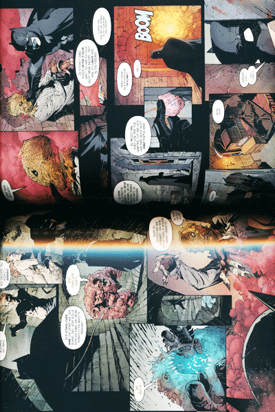 Leseprobe 2 von BATMAN PAPERBACK lim. Hardcover, Band 3 - Der Tod der Familie