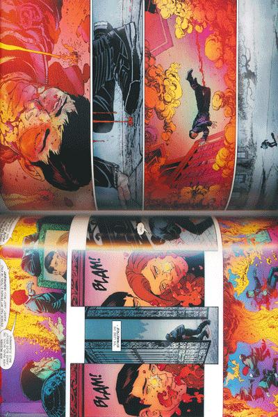 Leseprobe 1 von BATMAN PAPERBACK lim. Hardcover, Band 4 - Jahr Null - Die geheime Stadt