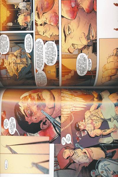Leseprobe 2 von BATMAN PAPERBACK lim. Hardcover, Band 4 - Jahr Null - Die geheime Stadt