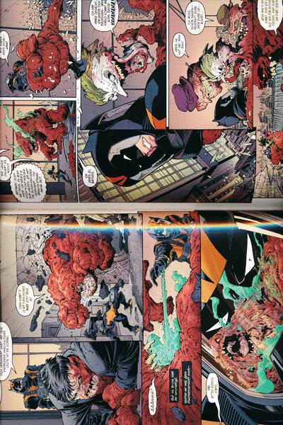 Leseprobe 1 von BATMAN PAPERBACK lim. Hardcover, Band 6 - Im Bann des Todes