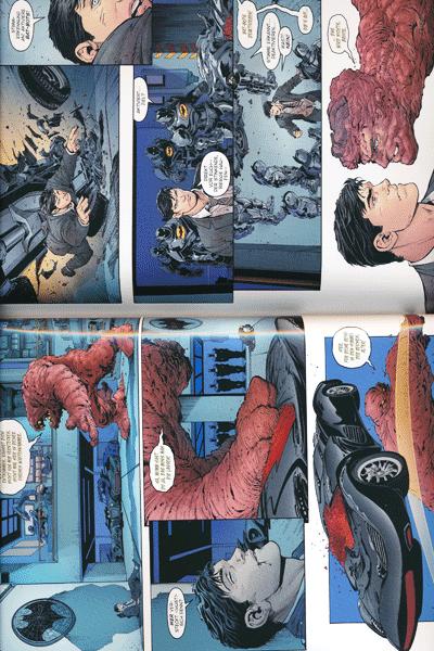 Leseprobe 2 von BATMAN PAPERBACK lim. Hardcover, Band 6 - Im Bann des Todes