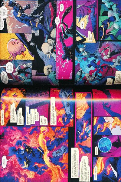 Leseprobe 2 von BATMAN PAPERBACK lim. Hardcover, Band 8 - Superschwer
