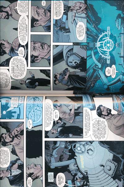 Leseprobe 2 von BATMAN PAPERBACK lim. Hardcover, Band 9 - Die R�ckkehr