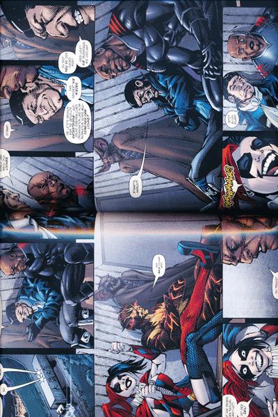 Leseprobe 1 von DIE NEUE SUICIDE SQUAD PAPERBACK lim. Hardcover, Band 1 - Das Phantom-Kommando
