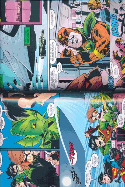 Leseprobe 2 von BATMAN: NIEMANDSLAND lim. Hardcover, Band 3 -
