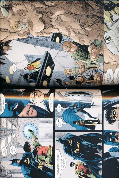 Leseprobe 1 von BATMAN: NIEMANDSLAND lim. Hardcover, Band 4 -