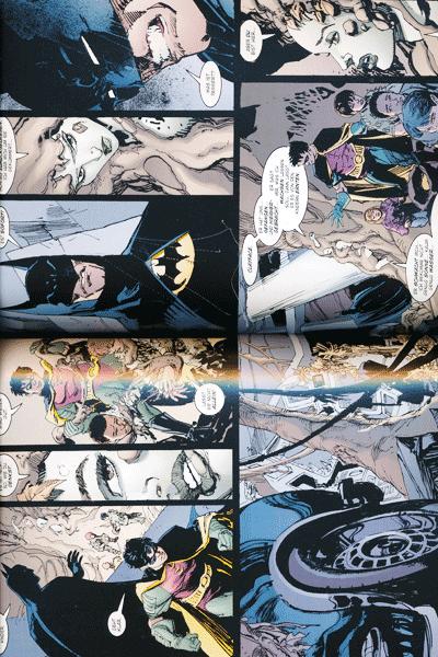 Leseprobe 2 von BATMAN: NIEMANDSLAND lim. Hardcover, Band 4 -