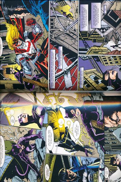 Leseprobe 1 von BATMAN: NIEMANDSLAND lim. Hardcover, Band 7 -