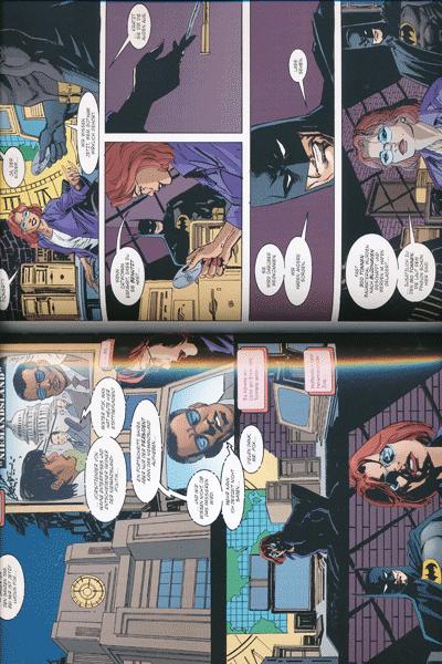 Leseprobe 2 von BATMAN: NIEMANDSLAND lim. Hardcover, Band 7 -