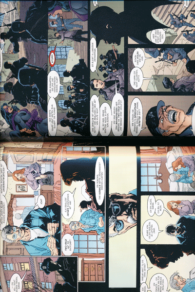 Leseprobe 3 von BATMAN: NIEMANDSLAND lim. Hardcover, Band 7 -