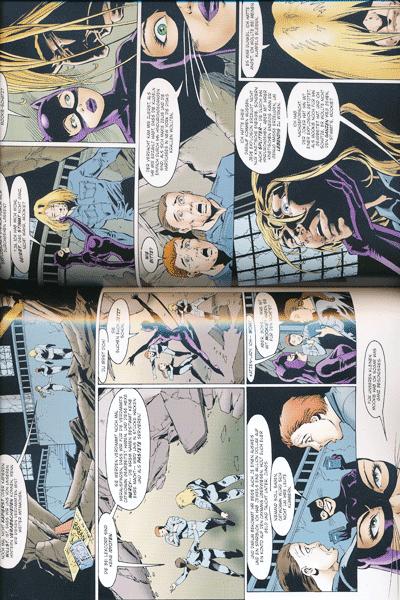 Leseprobe 1 von BATMAN: NIEMANDSLAND lim. Hardcover, Band 8 -