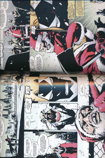 Leseprobe 2 von BATMAN: NIEMANDSLAND lim. Hardcover, Band 8 -