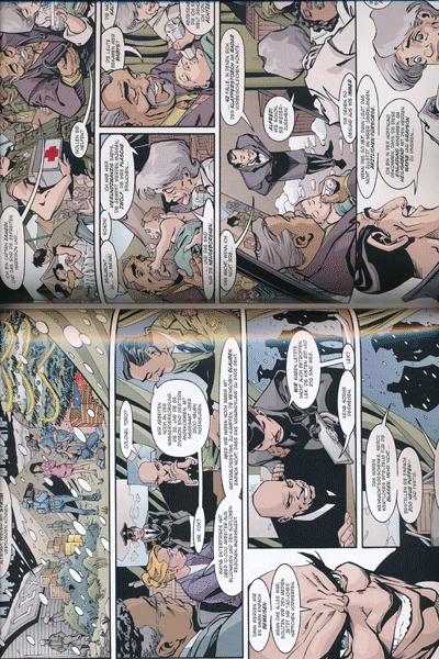 Leseprobe 3 von BATMAN: NIEMANDSLAND lim. Hardcover, Band 8 -