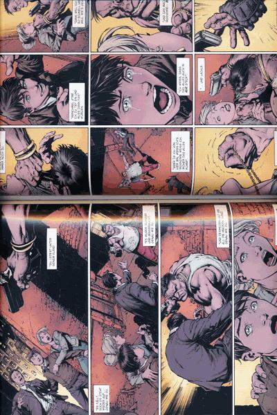 Leseprobe 1 von BATMAN PAPERBACK | REBIRTH lim. Hardcover, Band 1 - Ich bin Gotham