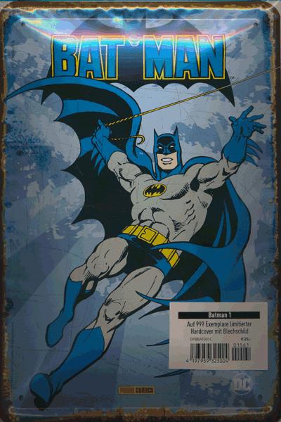 Leseprobe 3 von BATMAN PAPERBACK | REBIRTH lim. Hardcover, Band 1 - Ich bin Gotham