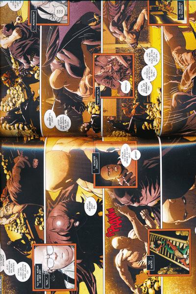 Leseprobe 2 von BATMAN PAPERBACK | REBIRTH lim. Hardcover, Band 2 - Selbstmord-Trip