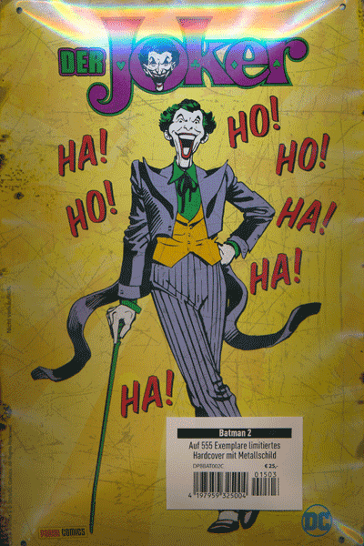Leseprobe 3 von BATMAN PAPERBACK | REBIRTH lim. Hardcover, Band 2 - Selbstmord-Trip