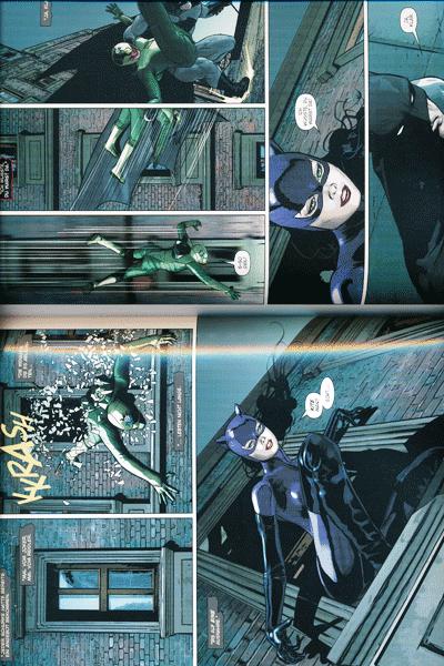 Leseprobe 3 von BATMAN PAPERBACK | REBIRTH lim. Hardcover, Band 4 - DerJoker/Riddler Krieg