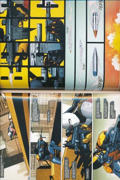 Leseprobe 4 von BATMAN PAPERBACK | REBIRTH lim. Hardcover, Band 4 - DerJoker/Riddler Krieg