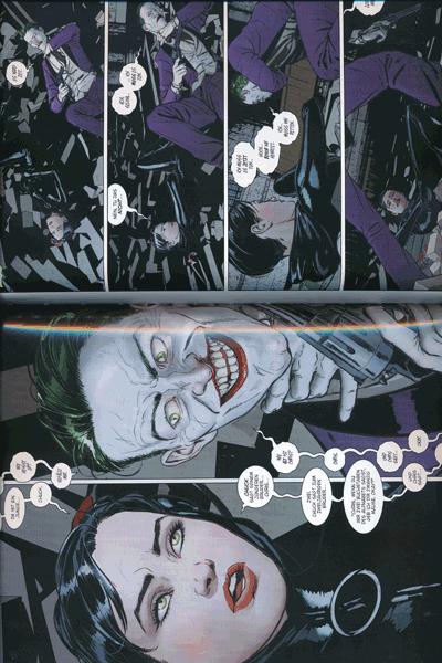 Leseprobe 1 von BATMAN PAPERBACK   REBIRTH lim. Hardcover, Band 7 - Die Hochzeit