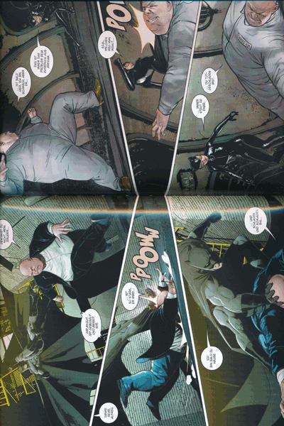 Leseprobe 2 von BATMAN PAPERBACK   REBIRTH lim. Hardcover, Band 7 - Die Hochzeit