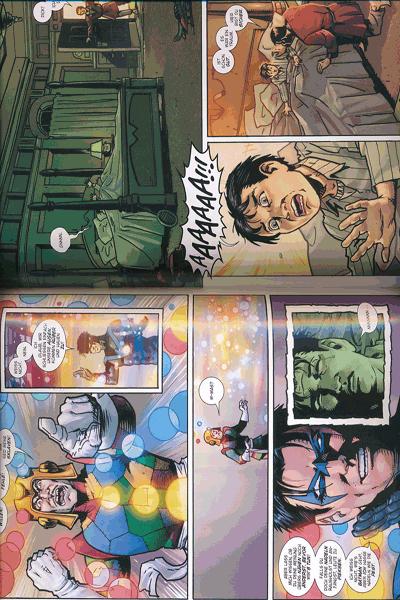 Leseprobe 1 von BATMAN PAPERBACK | REBIRTH lim. Hardcover, Band 8 - Eisige Zeiten