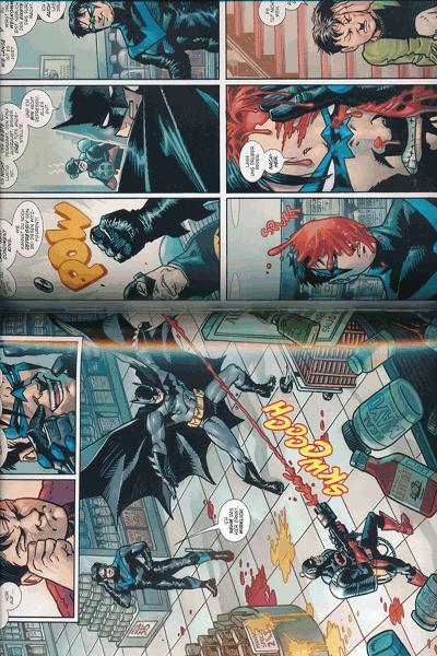 Leseprobe 2 von BATMAN PAPERBACK | REBIRTH lim. Hardcover, Band 8 - Eisige Zeiten