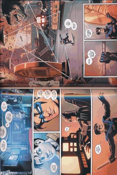 Leseprobe 3 von BATMAN PAPERBACK | REBIRTH lim. Hardcover, Band 8 - Eisige Zeiten