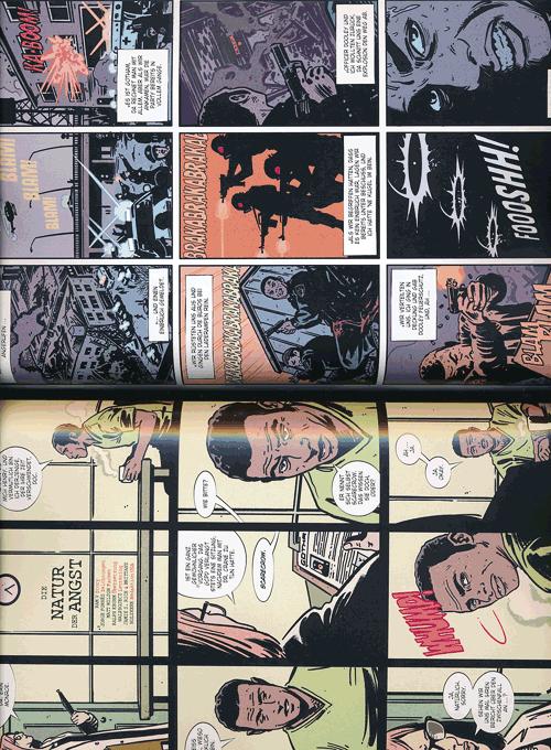 Leseprobe 1 von Batman Paperback [HC] | Rebirth [limitiert] [222 exemplare], Band 9 - Flügel des Schreckens